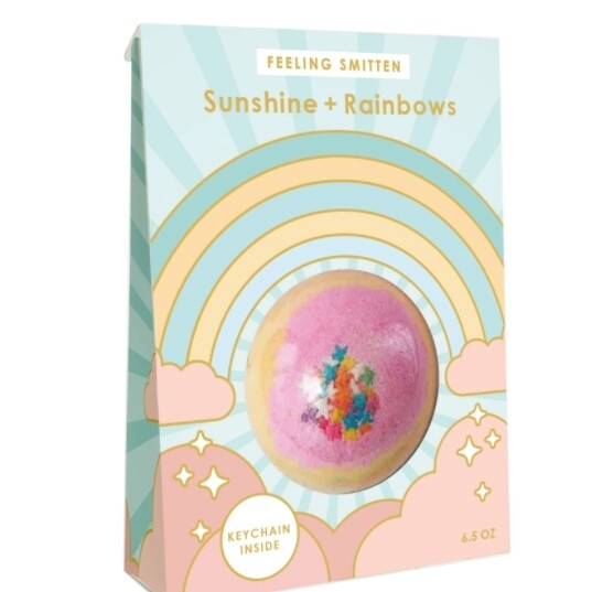 FS Sunshine & Rainbows Bath Bomb