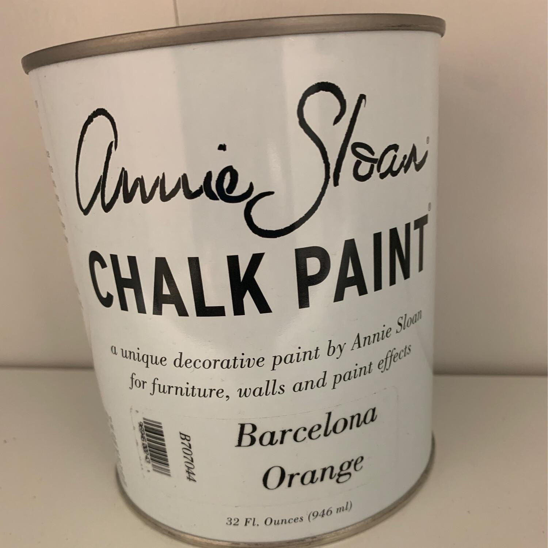 AS Final Sale Quart Barc Orange