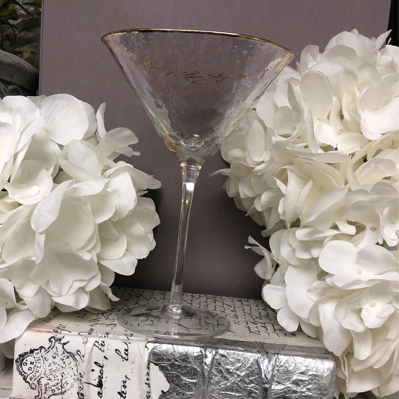 Kampari Martini Glass