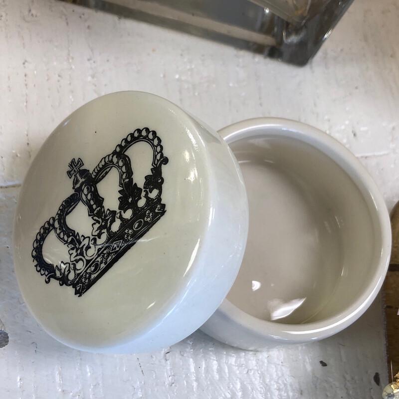 Crown Trinket Dish