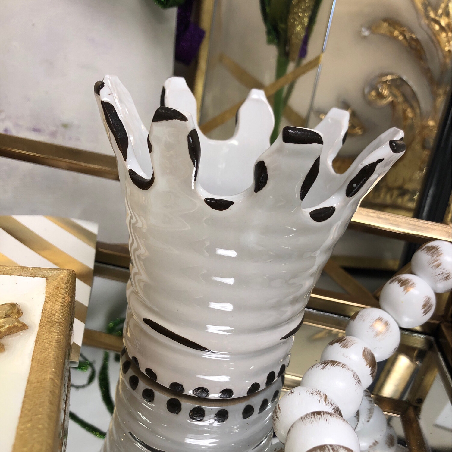 Crown Pots Small