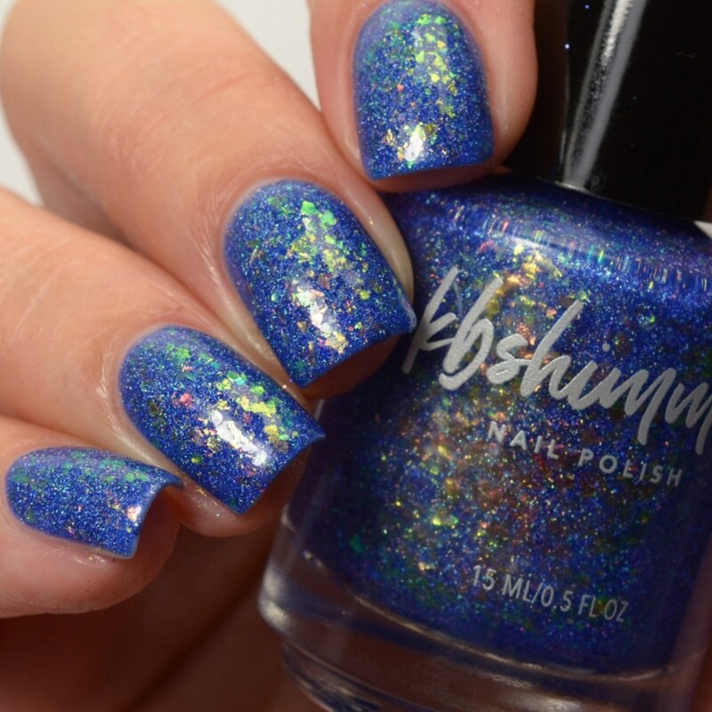 KB Polish Sol Blue