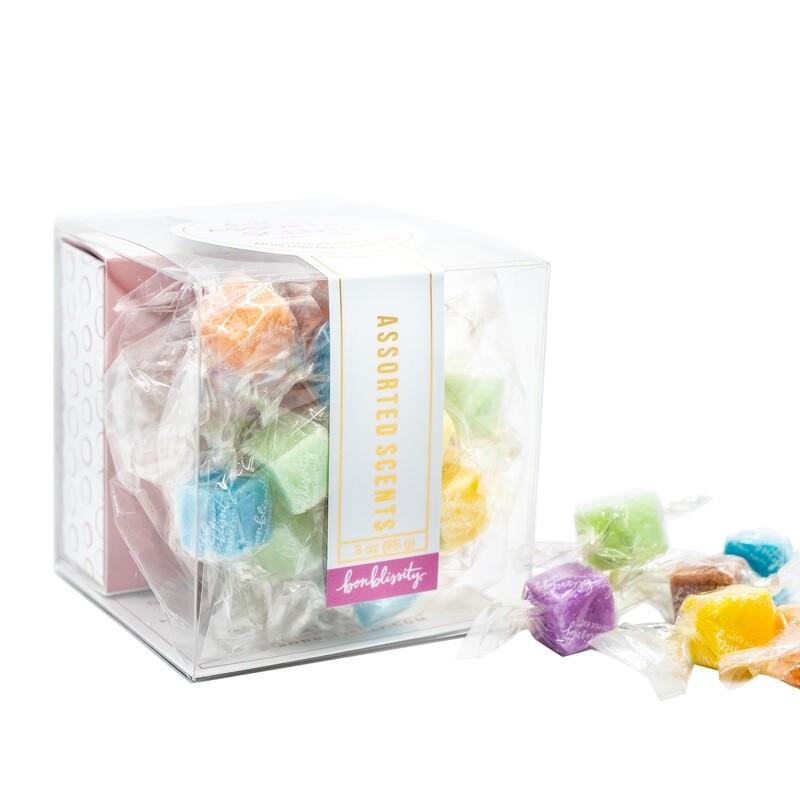 Bonblissity Assorted Candy Scrub