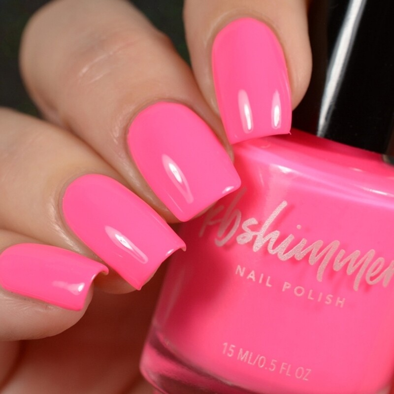 KB Polish How Low Can You Flamingo