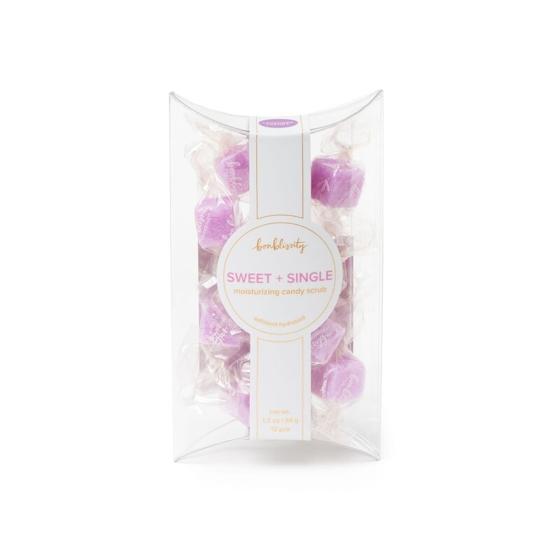 Bonblissity Candy Scrub Lavender Luxury