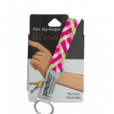 Pomchies Key Keeper Pink Lemonade