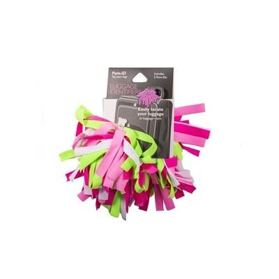 Pomchies Luggage ID 2-Pack Pink Lemonade