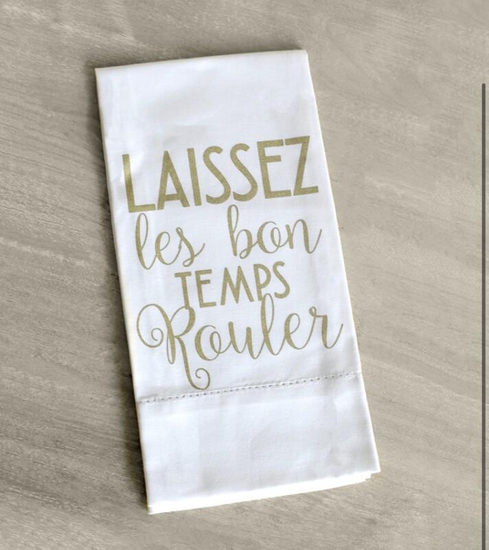 TRS Laissez Hand Towel