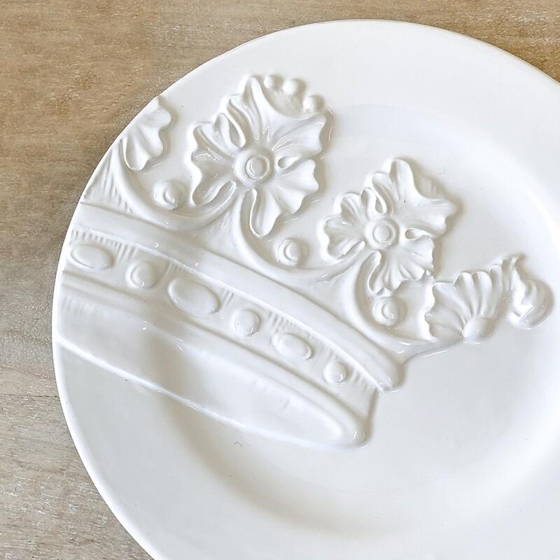 TRS Mardi Gras Crown Plate 1