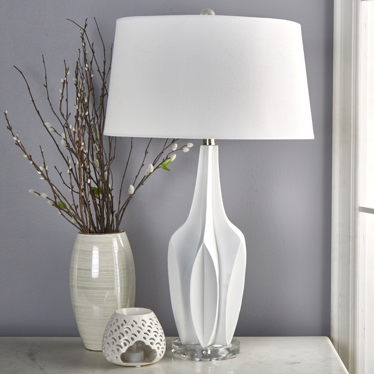 SB Lamp Multi-faceted