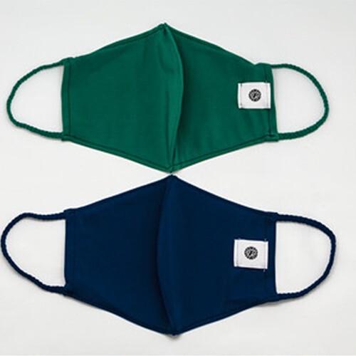 Pomchies Mask Green/Navy