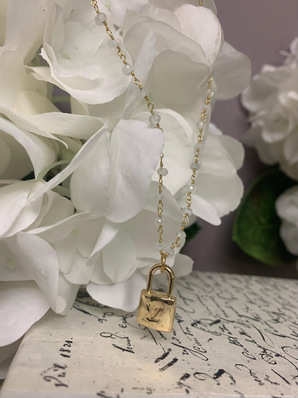 Designer Necklace Petite Locket Bead