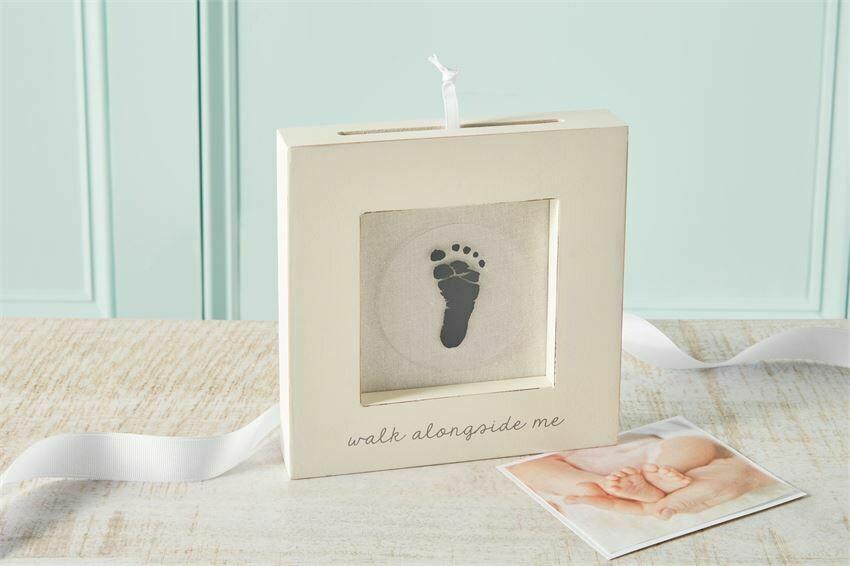 Hand And Footprint Keepsake Frame