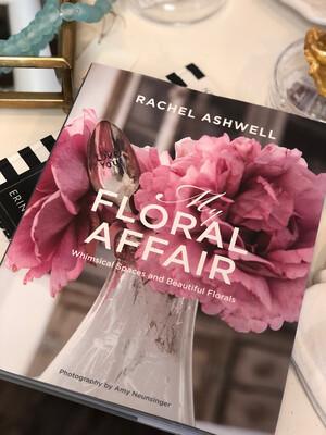 Rachel Ashwell Book Floral Affair