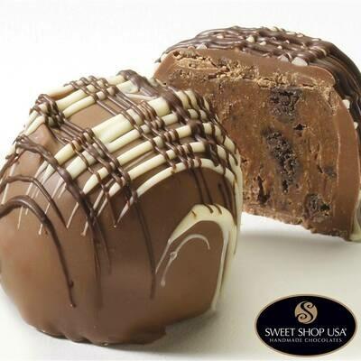 Gourmet Truffle Chocolate Cookie