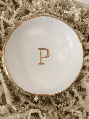 Initial Blessing Bowl P