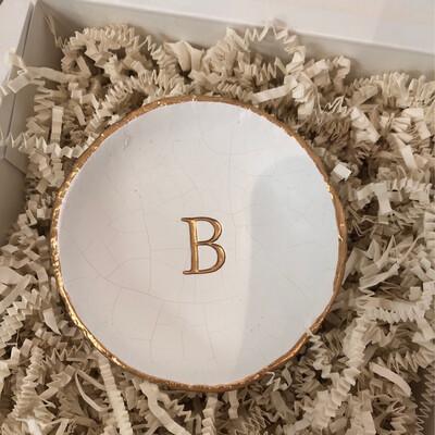 Initial Blessing Bowl B