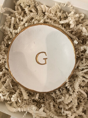Initial Blessing Bowl G