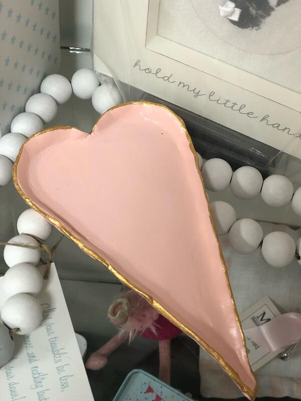 BSD Heart Tray Pink