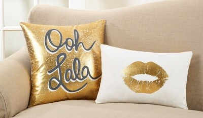 SS Ooh Lala Pillow Cover