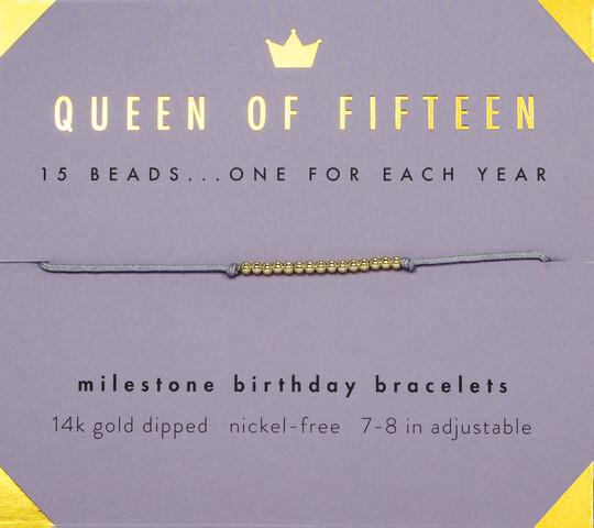 LF Bracelet Queen Of 15