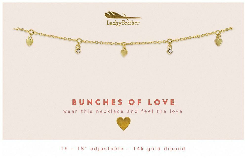 LF Necklace Bunches Of Love