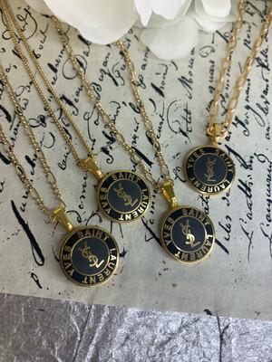 LL Designer Necklace YSL