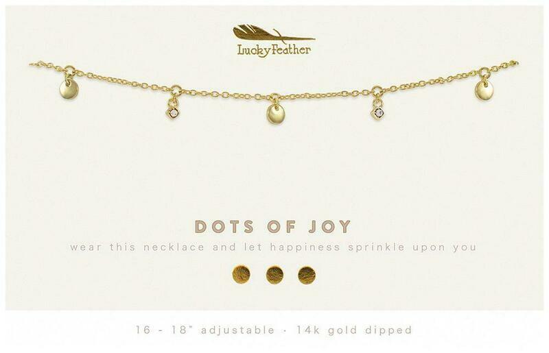 LF Necklace Dots Of Joy