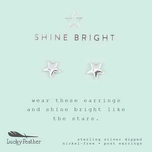LF Earrings Shine Bright