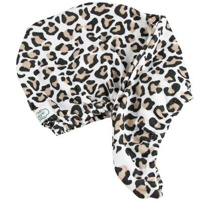 VC Leopard Hair Turban