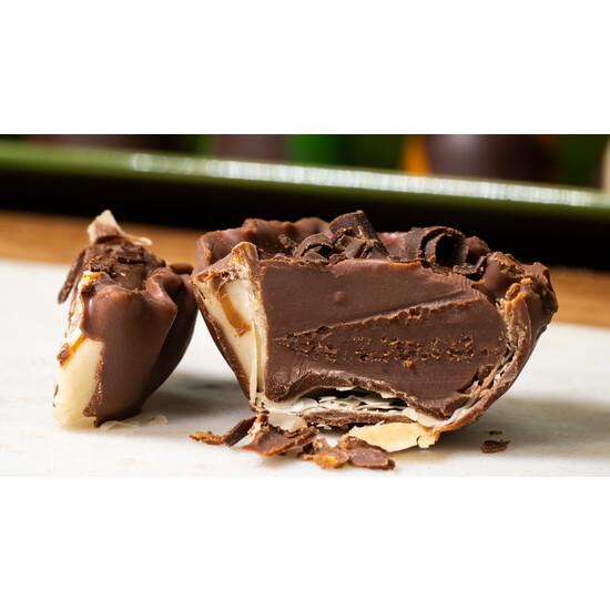 Chocolate Cheesecake Tartini