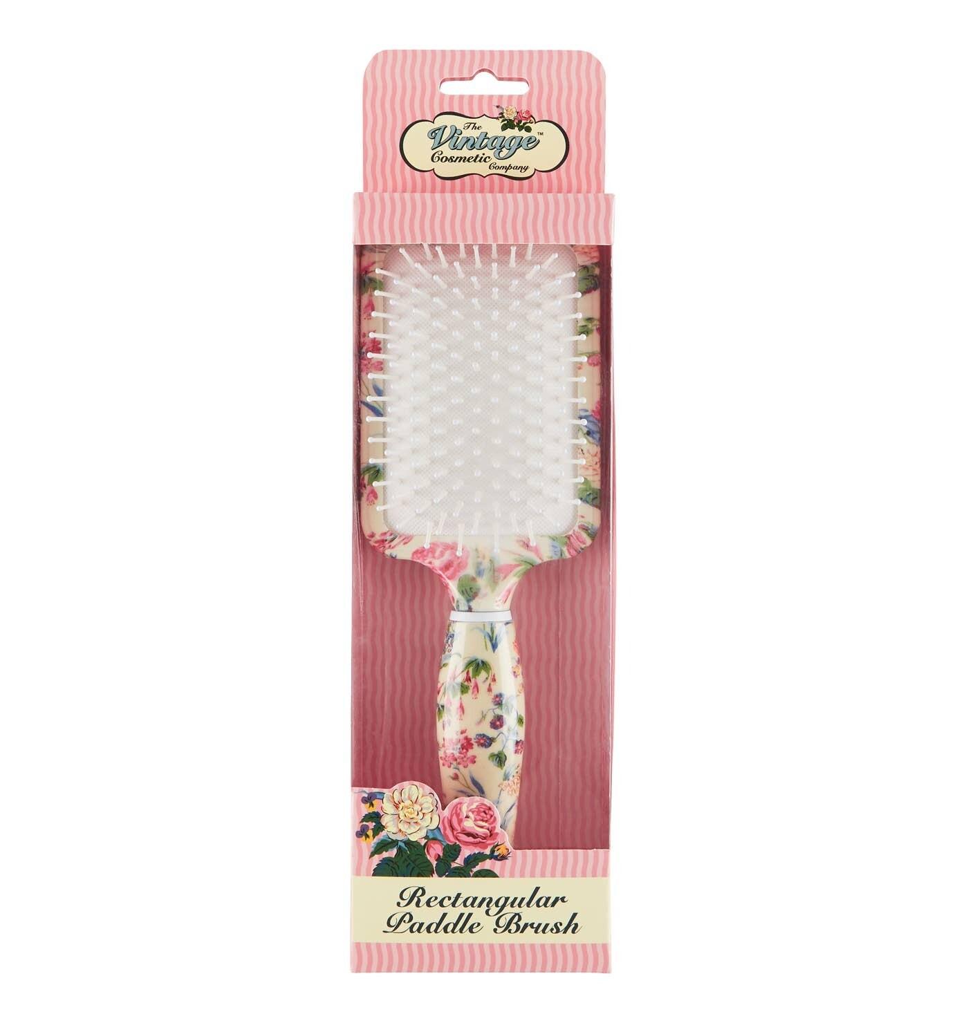 VC Floral Paddle Brush