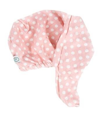 VC Pink Dot Hair Turban