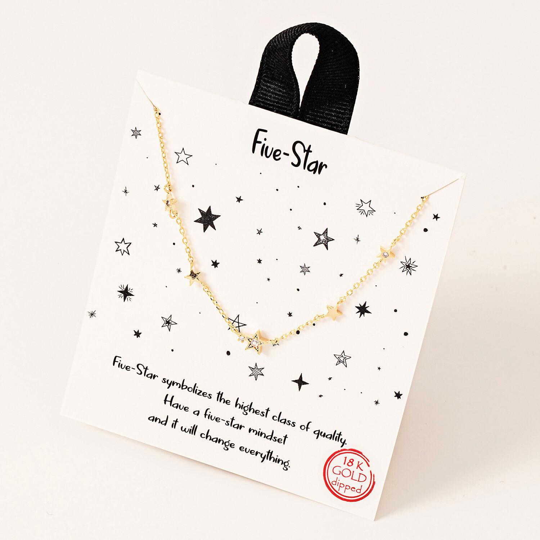 FA Necklace North Star