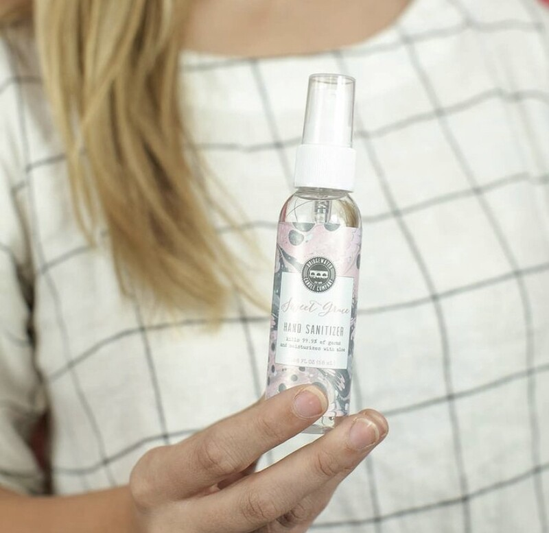 Sweet Grace Hand Sanitizer