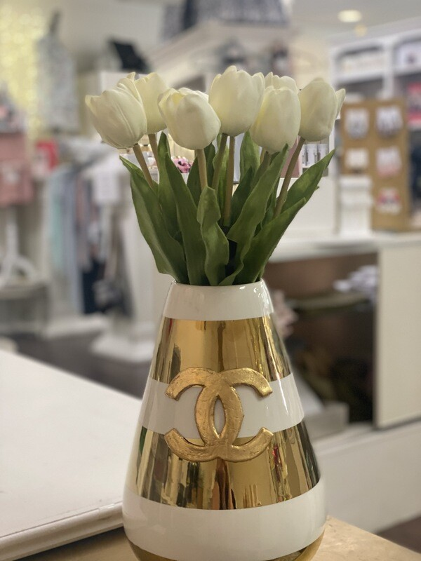 Its Chanel Darling Designer Vase