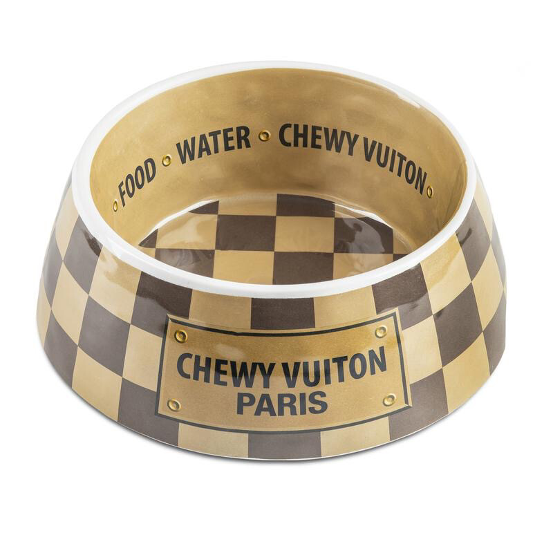 HDD Chewy Vuiton Bowl Brown