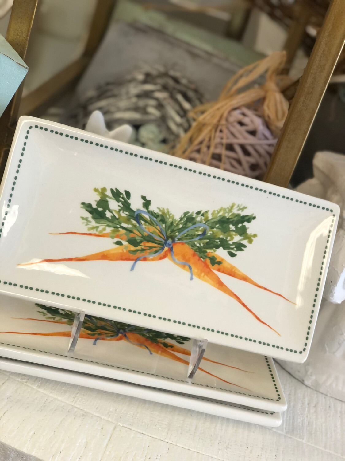 TRS Carrot Serving Dish