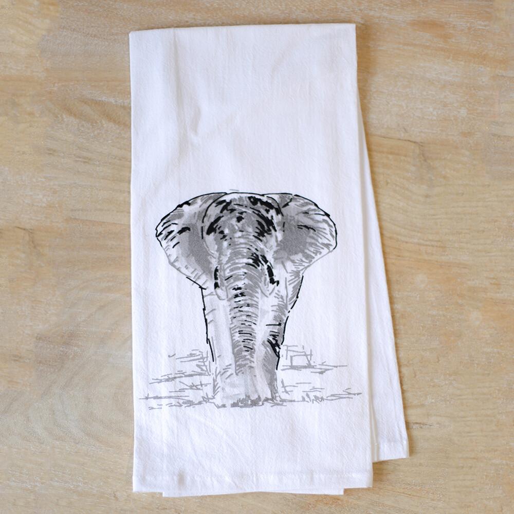 TRS Elephant Towel