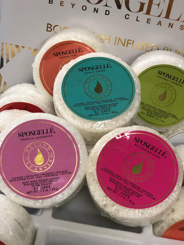 Spongelle Travel French Lavender