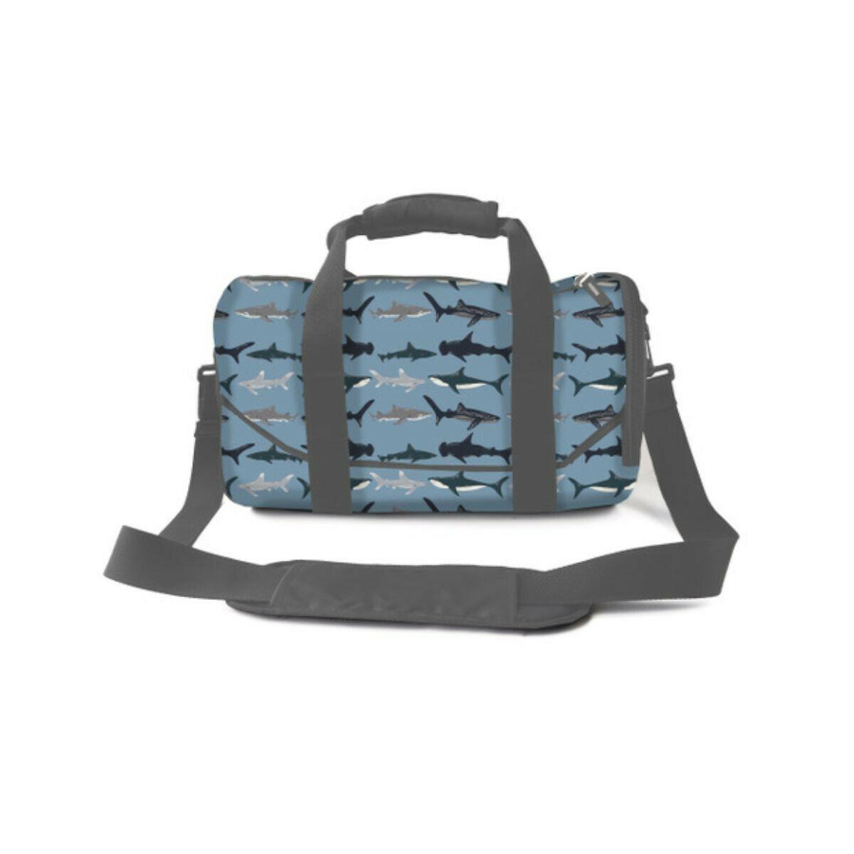 JM Shark Overnight Bag