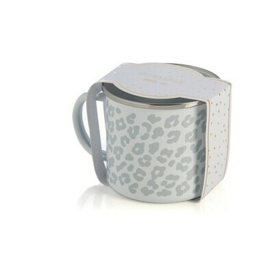SC Leopard Print Mug