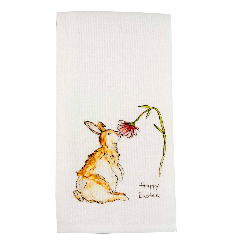 FG Cotton Towel Daisy Bunny