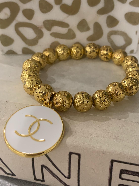 SJ Inspired Bracelet White CC