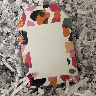 50 Gift Tags Jungle Print