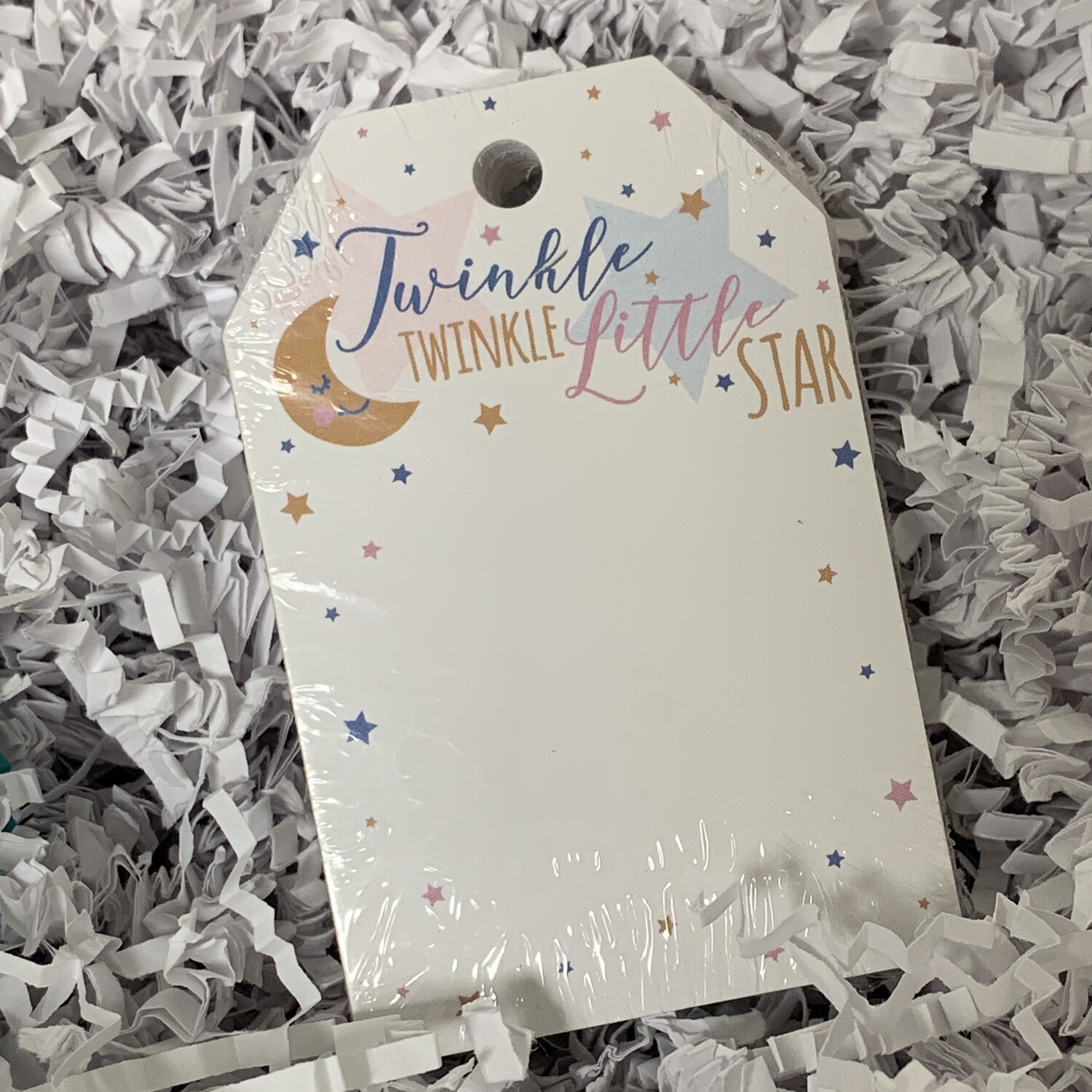 50 Gift Tags Twinkle Little Star