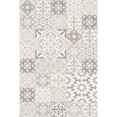 A&A 2x3 Mat Tile Collage Neutral