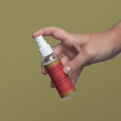 Votivo Hand Sanitizer Red Currant