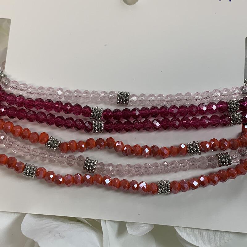 Bead Stack Bracelets 2