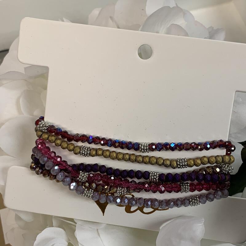 Bead Stack Bracelets 4